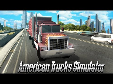 American Truck Driving 3D Android GamePlay (By Game Mavericks)