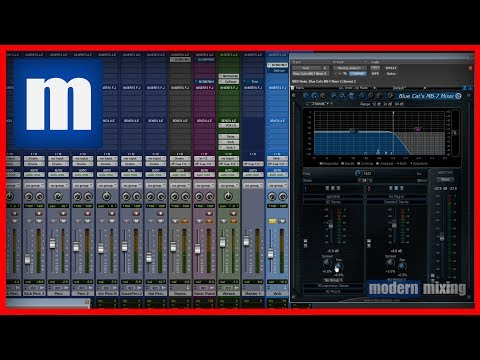 This Plug-in Changed My Life: Blue Cat Audio MB-7 Mixer 2 - ModernMixing.com