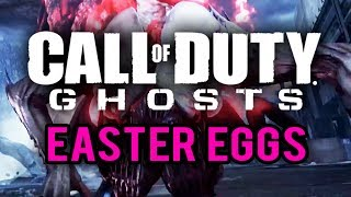 Best Easter Eggs Series - Call of Duty: Ghosts // Ep.58