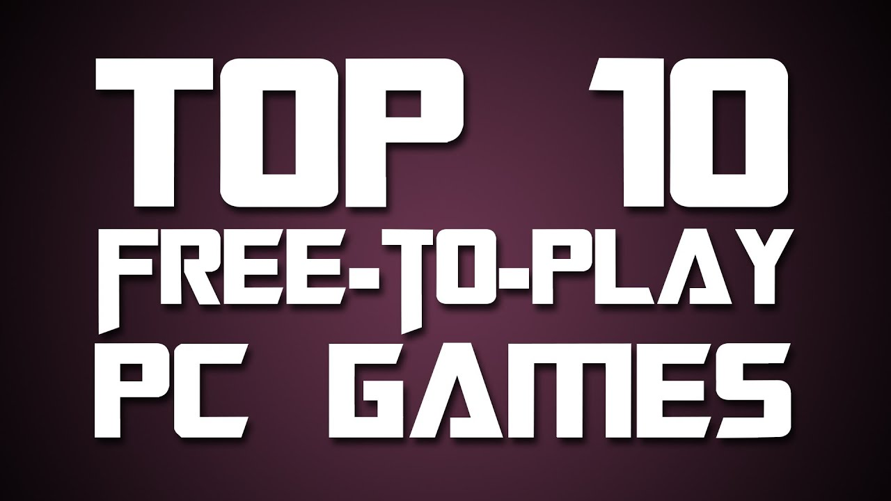 top 10 free to play pc games 2014 youtube. Black Bedroom Furniture Sets. Home Design Ideas