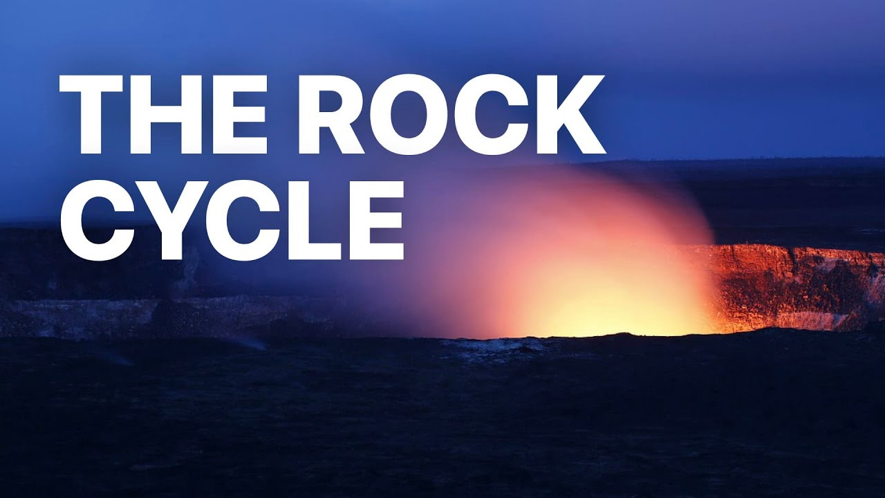 Rock cycle youtube rock cycle pooptronica Images