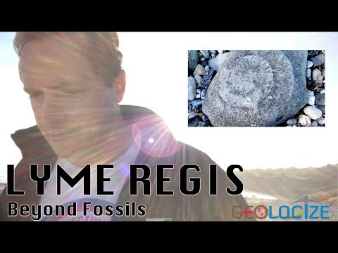 Jurassic Coast, Lyme Regis - Beyond Fossils!