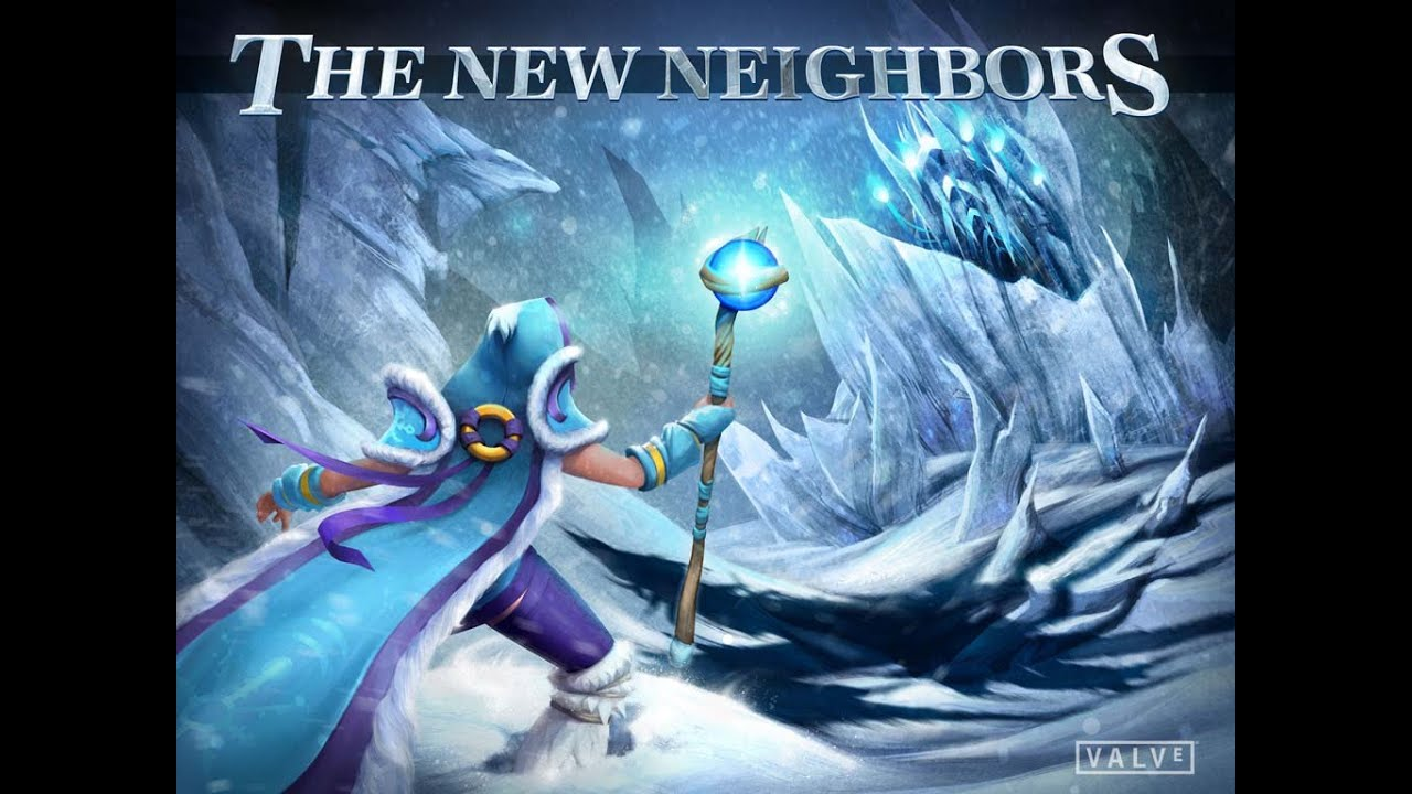 Dota 2 – The New Neighbors