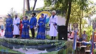 Фестиваль казачьей песни  Нет вольнее Дона тихого