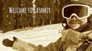 Snowboarding Gulmarg, Karshmir, India