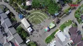 perayaan hut ri ke 69 tamansari puri bali sawangan depok