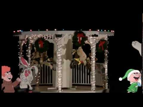 Christmas at J. Iverson Riddle Developmental Center