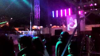 Sonido Chanclas Dj Budi Mix, Sabado de Gloria 2013 en Zictepec, La Cumbia Tropical