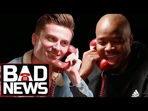 KevOnStage vs. Trevor Wallace  | Bad News