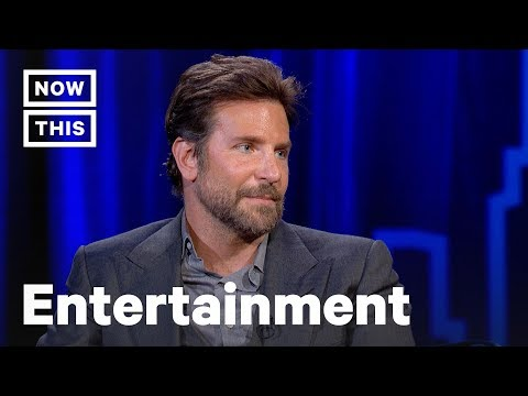Bradley Cooper Opens Up to Oprah about Making 'A Star is Born' | NowThis