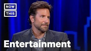 Bradley Cooper Opens Up to Oprah about Making 'A Star is Born' | NowThis Video