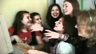 Посвящение, клип 10А Клен 2010