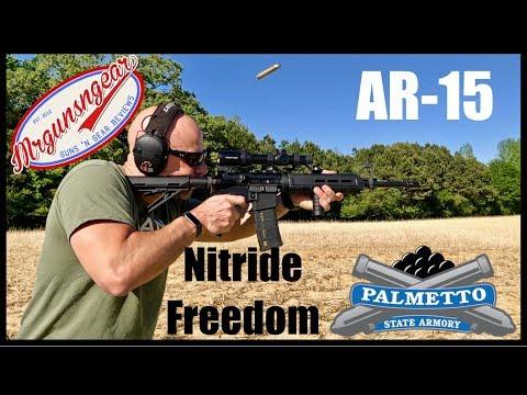 Palmetto State Armory Nitride Freedom AR-15 Rifle: Best Budget AR-15?