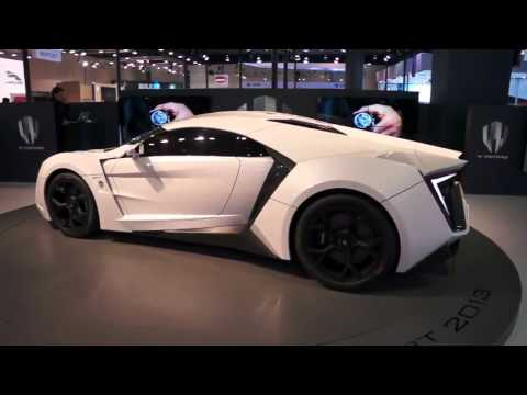 Most Expensive Watch In The World With Price >> World Most Expensive Car in Dubai Year 2013 - YouTube