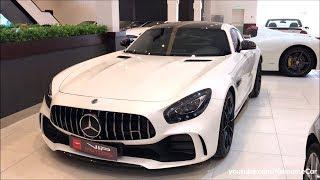 Mercedes-AMG GT R V8 Biturbo 2018 | Real-life review