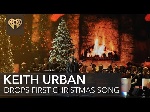 "keith-urban-drops-festive-""i'll-be-your-santa-tonight""-music-video-