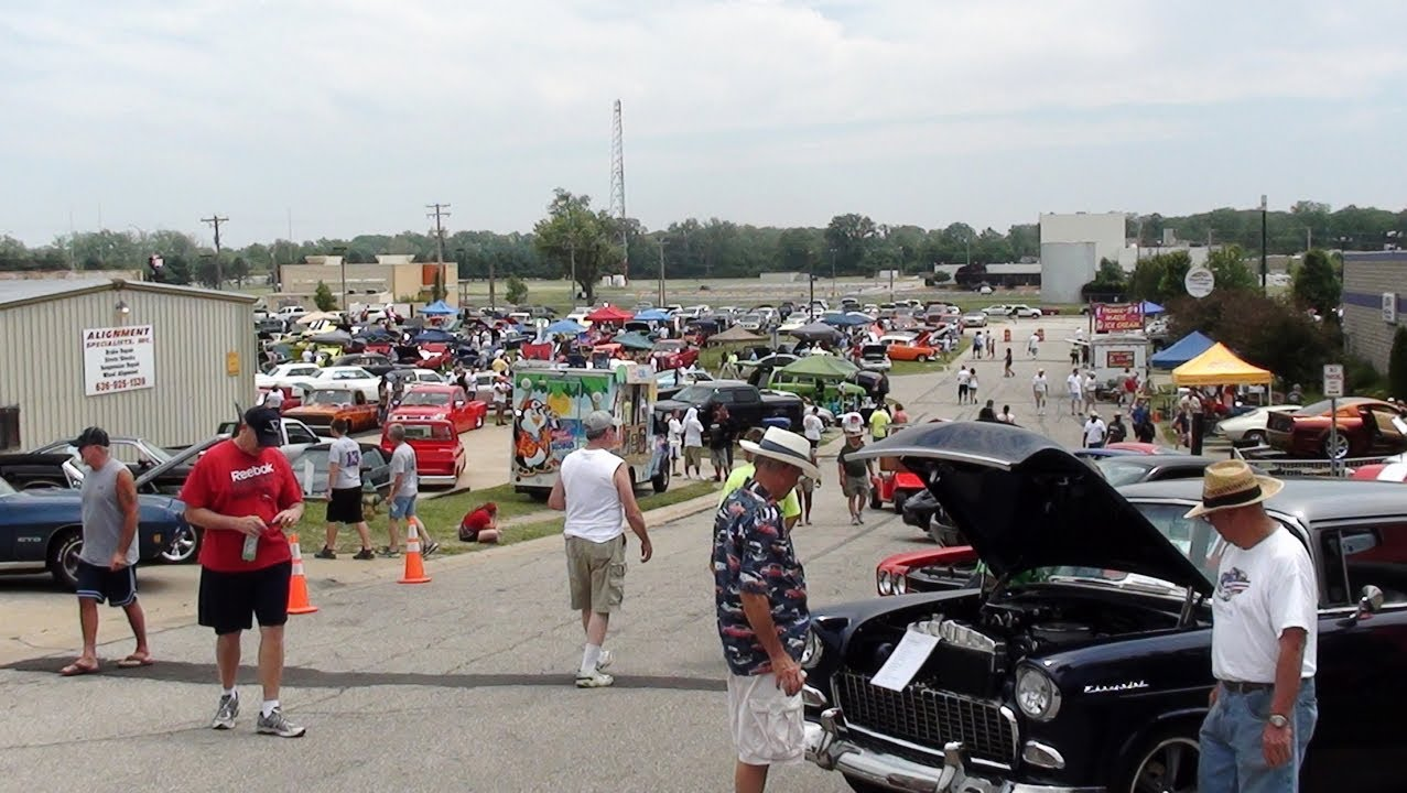 Fast Lane Classic Cars - Memorial Day Car Show - 24th Annual ...