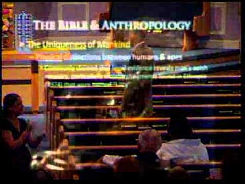 The Bible and Anthropology