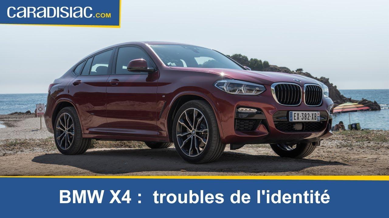 Download Essai - BMW X4 :  troubles de l'identité
