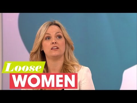 Jo Joyner On Her EastEnders Slip Up  Loose Women