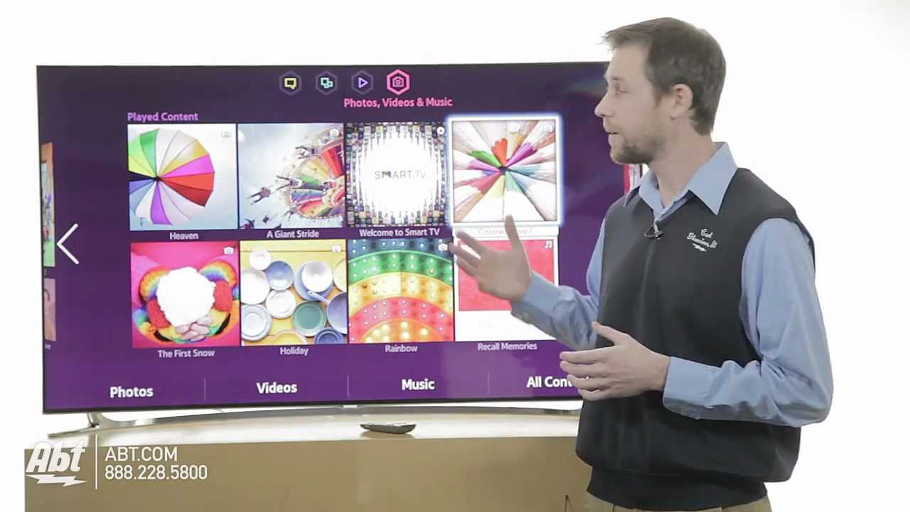 Samsung UNF Inch LED P D HDTV Samsung At Abt - Abt samsung tv