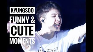 EXO Kyungsoo Funny & Cute Moments