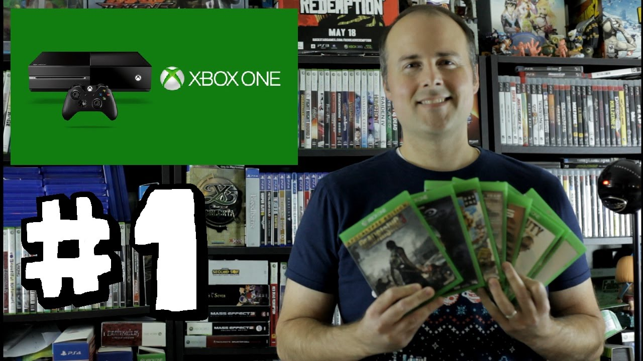 Super Cheap Xbox One Games Episode 1 Youtube