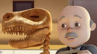 Bob Usta ⭐️Müze Sergi️ 🌟Çocuklar için Çizgi Filmler
