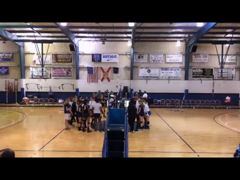 TBC Eagles Volleyball vs. Johnson University of Tennessee