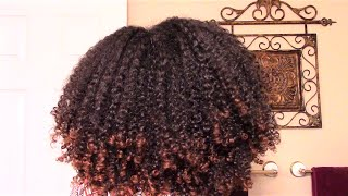 Wash n Go for Heat Damaged/Multi-Textured Hair
