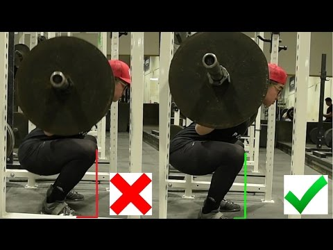 FORWARD KNEE TRAVEL IN THE SQUAT: Optimizing Bar Path For The Lifter (Ft. Jake Noel)