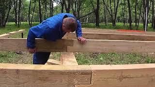 Строительство дома. Обвязка
