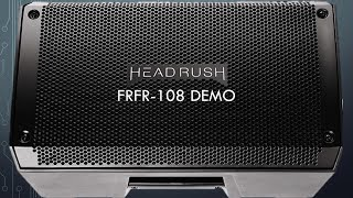 HeadRush FRFR-108 Demo