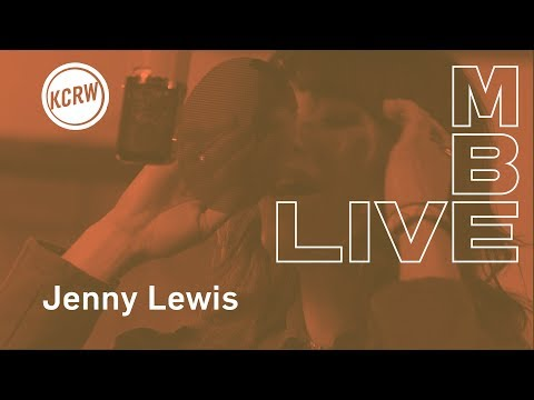 Jenny Lewis performing Do Si Do live on KCRW