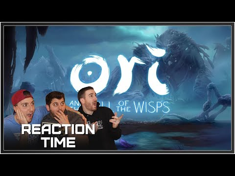 Ori and the Will of the Wisps E3 2017 Trailer – Reaction Time!
