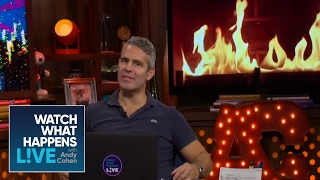 Dear Andy: Boob Job or Brow Lift? | WWHL