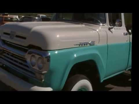 1960 Ford F100 (SOLD)