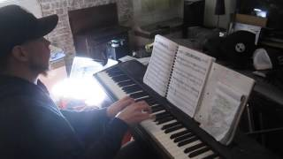 Fats Waller Jitterbug Waltz Piano Cover