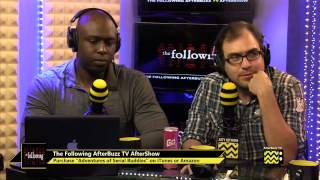 "The Following After Show Season 2 Episode 8 ""The Messenger"" 