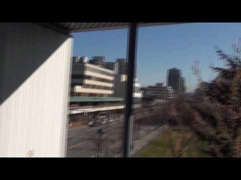 Montgomery Hydraulic Elevator at 267 West Esplanade *HD 1080*