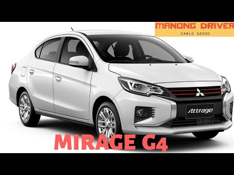 Mitsubishi Mirage G4 2020 First Look Youtube