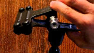 Unboxing New Manfrotto Spring CLAMP with Shoe Flash 175 F-1