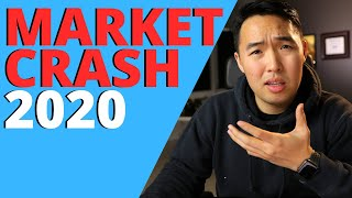 Is The Stock Market Crashing 2020? My Dividend Investing Strategy