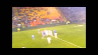 27. U. de Chile vs. Deportes Temuco (14.07.13) Sube el portero a atacar!