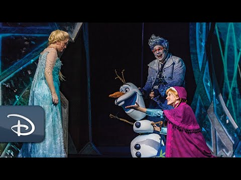 Download Disney Cruise Line's 'Frozen, A Musical Spectacular' | #DisneyMagicMoments