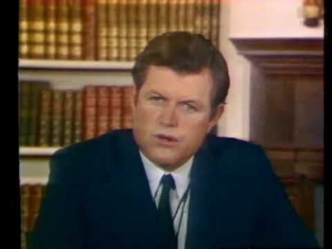 Image result for ted kennedy chappaquiddick speech