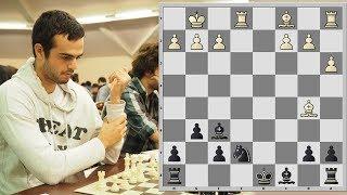 Обыграл гроссмейстера! Боруховский (2565) - Шувалов (2247) Французская защита