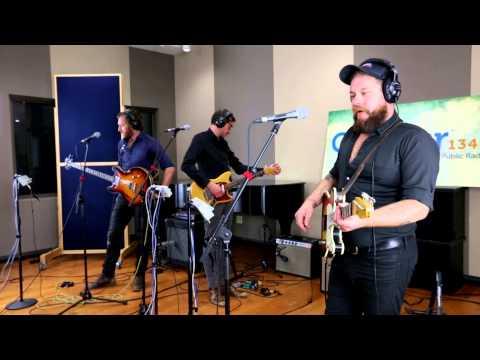 OpenAir Studio Session: Nathaniel Rateliff & the Night Sweats (12/17/14)