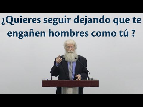 ¿Quieres seguir dejando que te engañen hombres como tú? - José Herrera