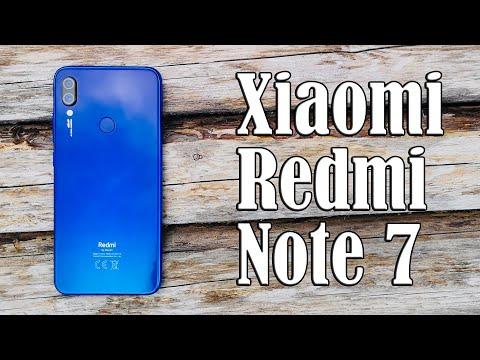 20 причин Купить Xiaomi Redmi Note 7 II 5 секретов телефона.